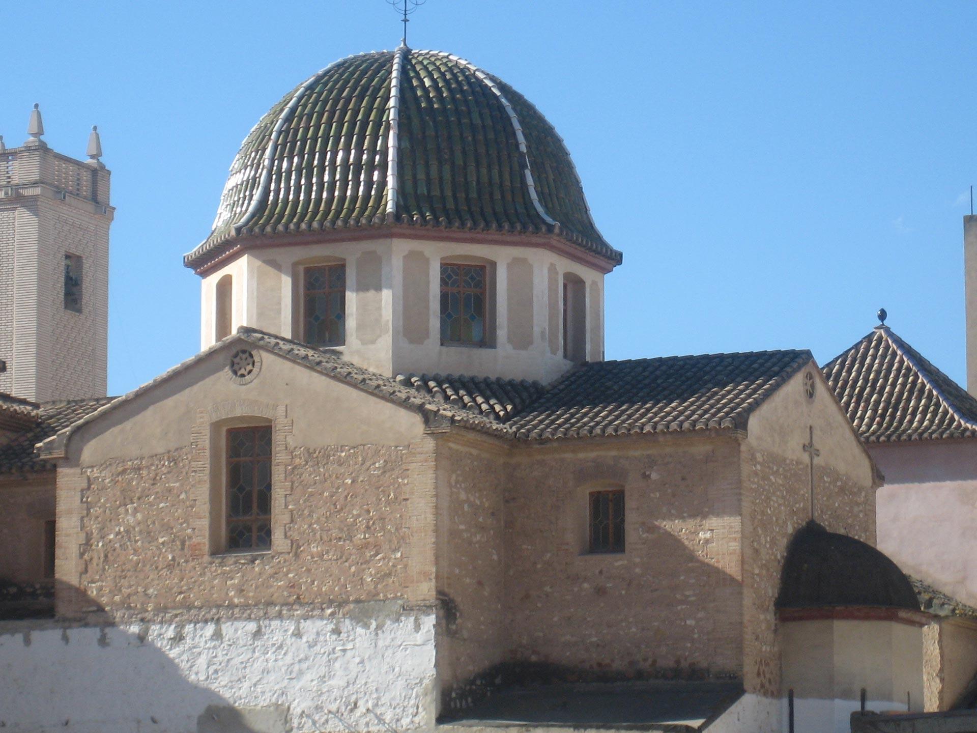 Església de Sant Francesc - Turisme Líria