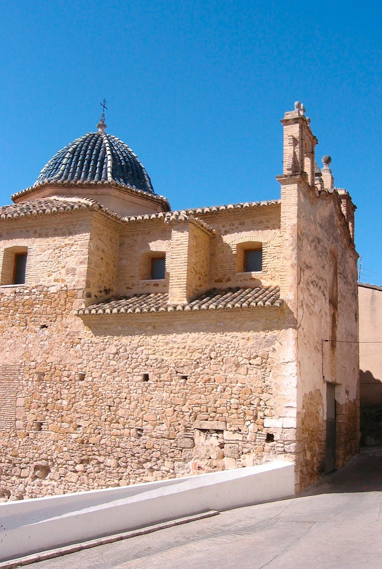 Església de la Mare de Déu - Turisme Líria