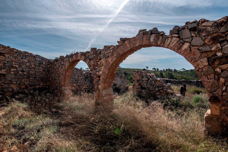 Senda del cavalló de l'olivera