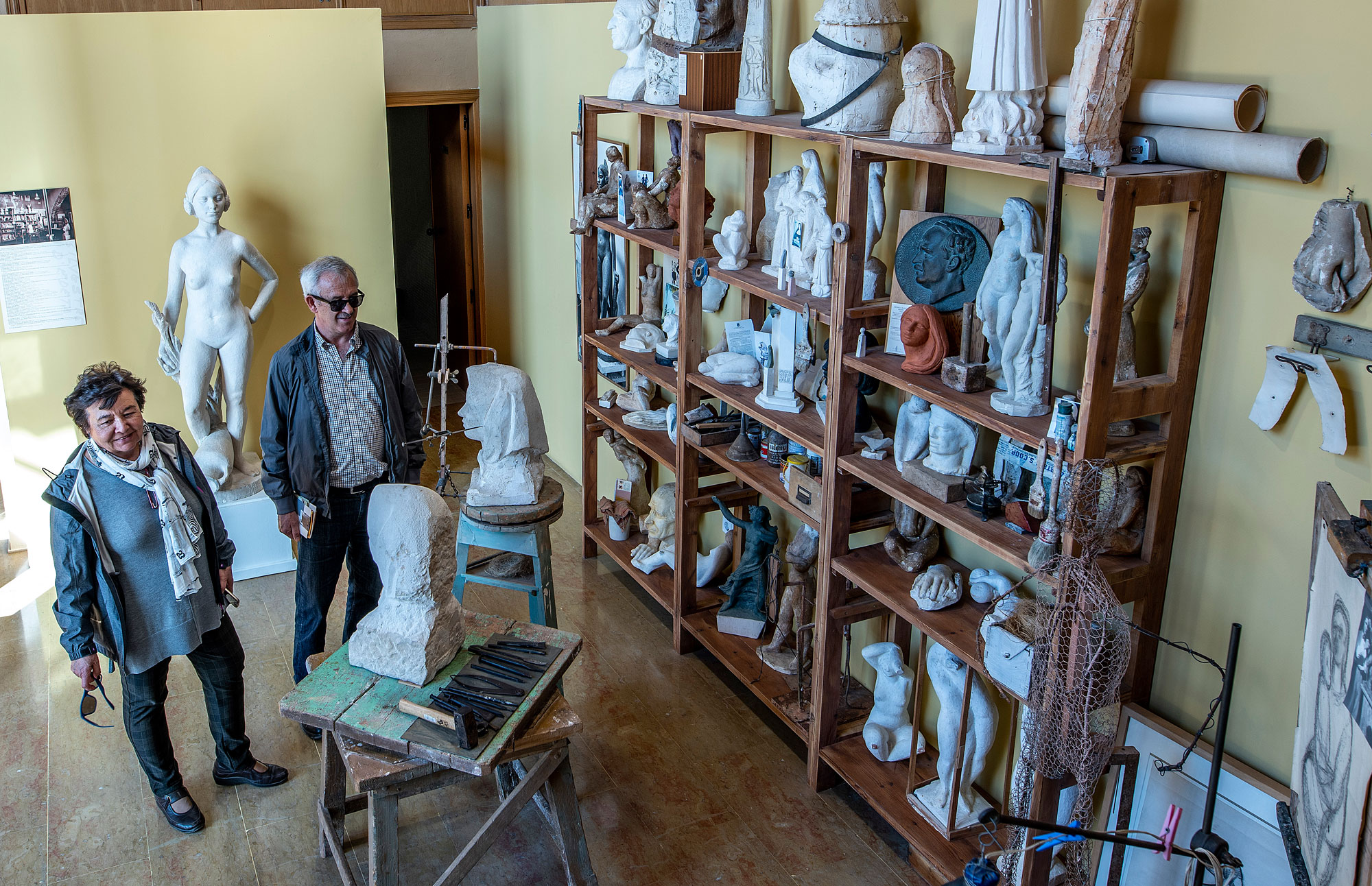 Turisme Lliria - Museu Silvestre d'Edeta - Taller