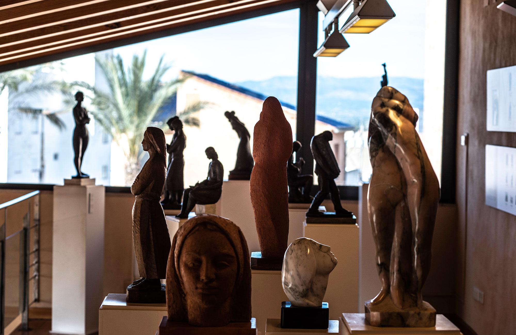 Turisme Lliria - Museu Silvestre d'Edeta - planta superior