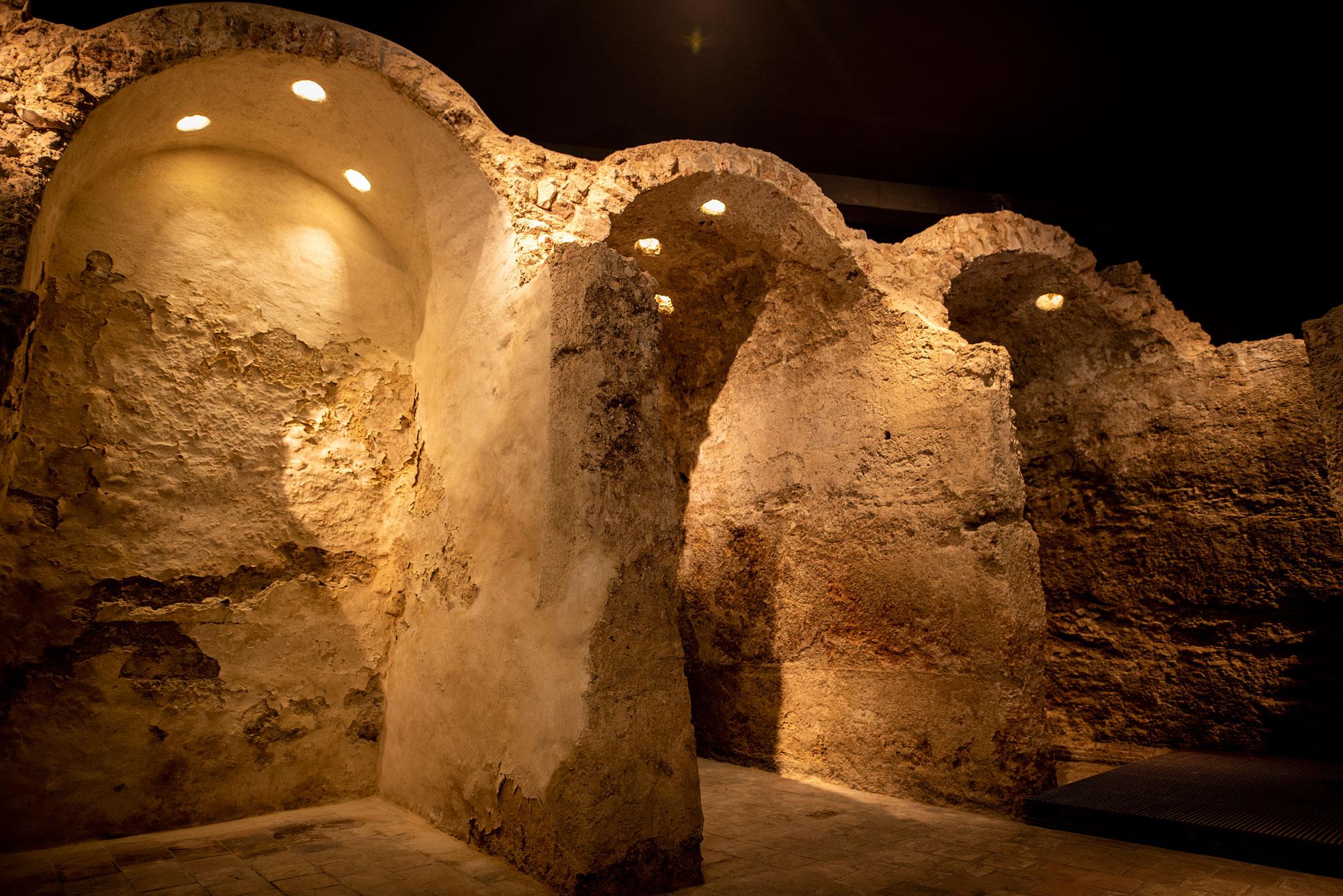 Lliria Tourism - Arab Baths