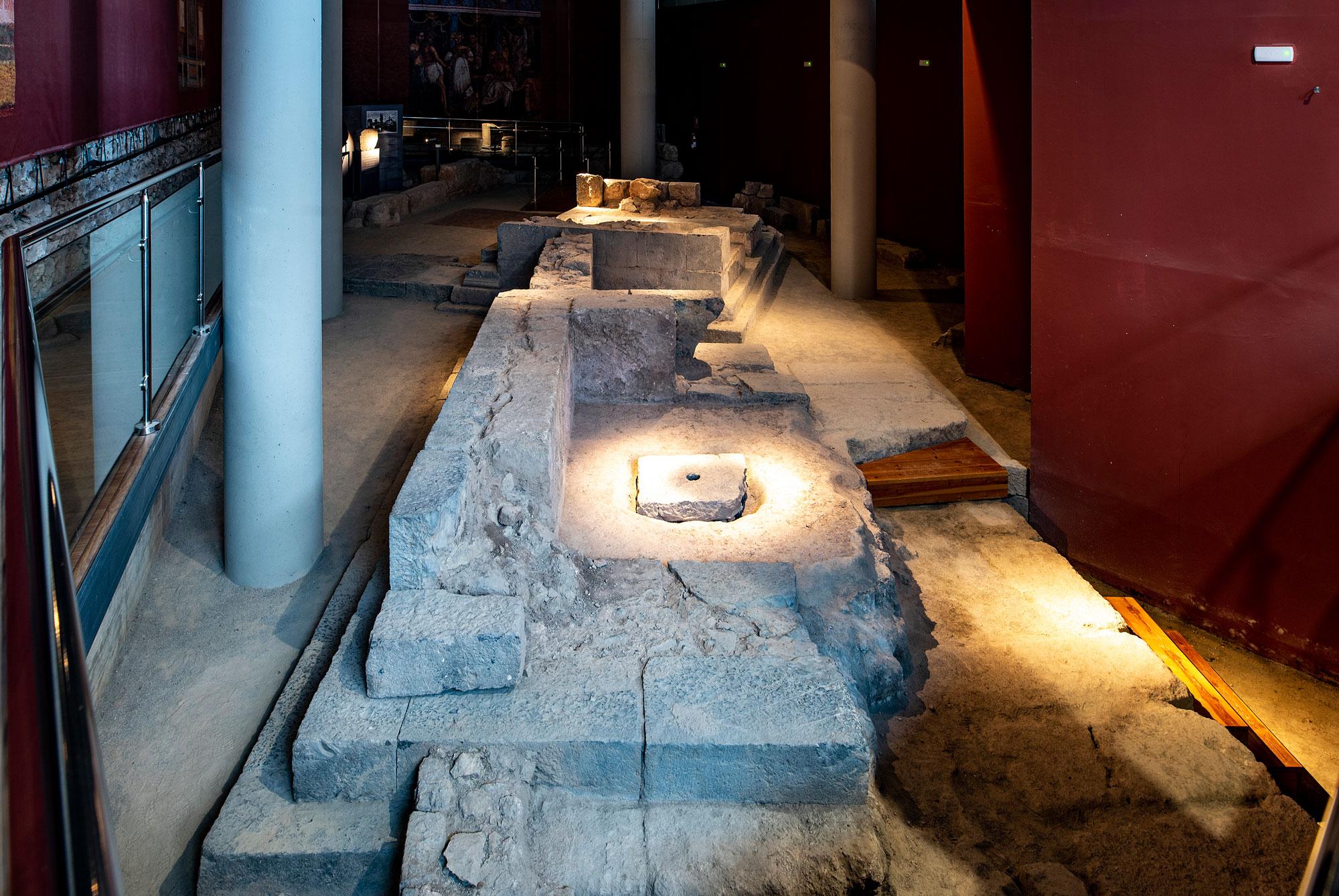 Lliria Tourism Roman Mausoleum