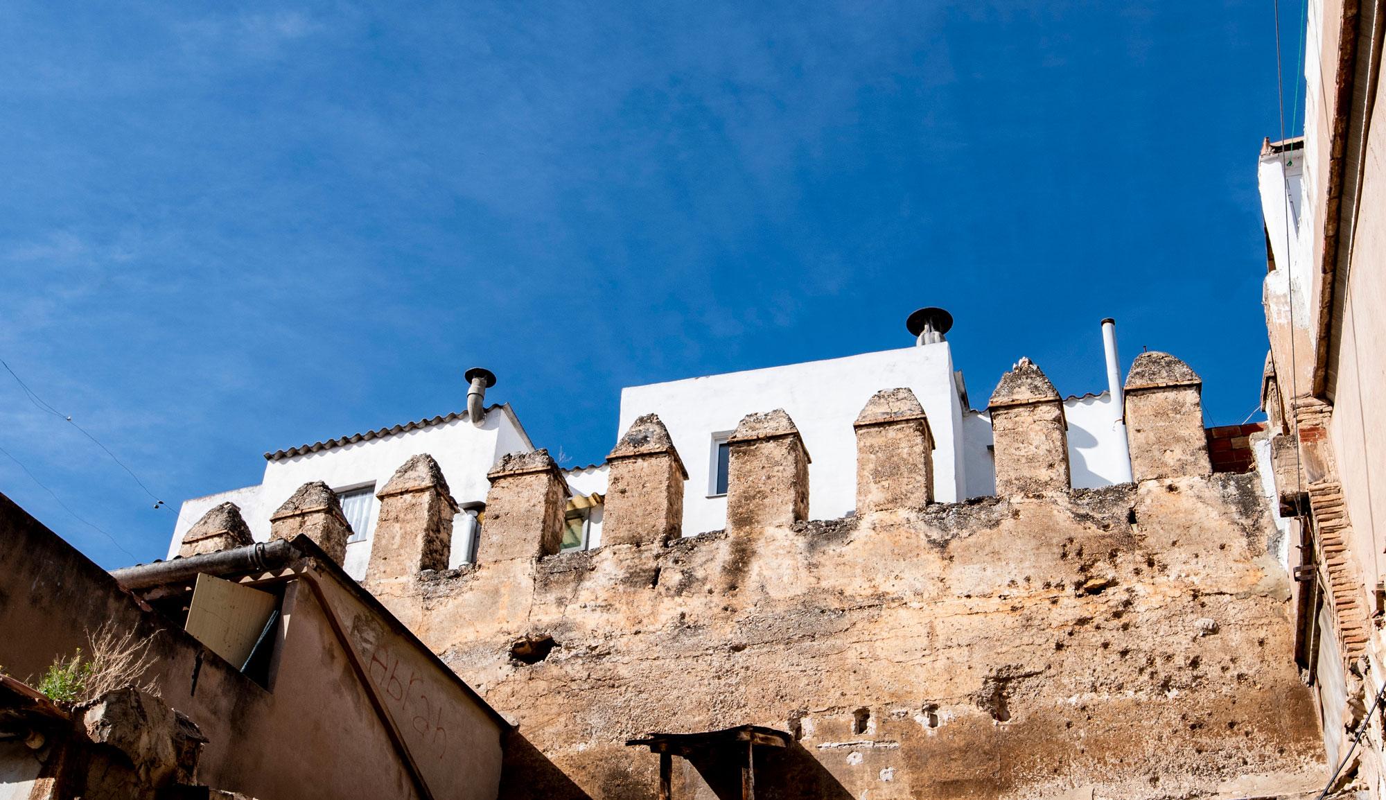 Turisme Lliria - Murallas medievales
