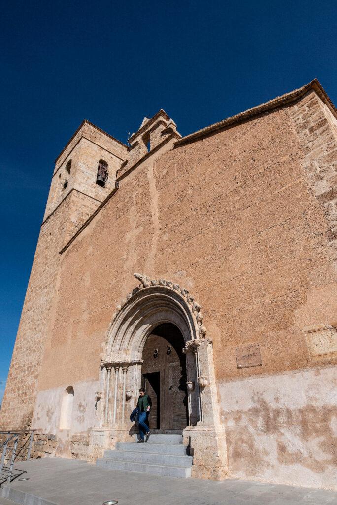 església de la Sang turisme Lliria