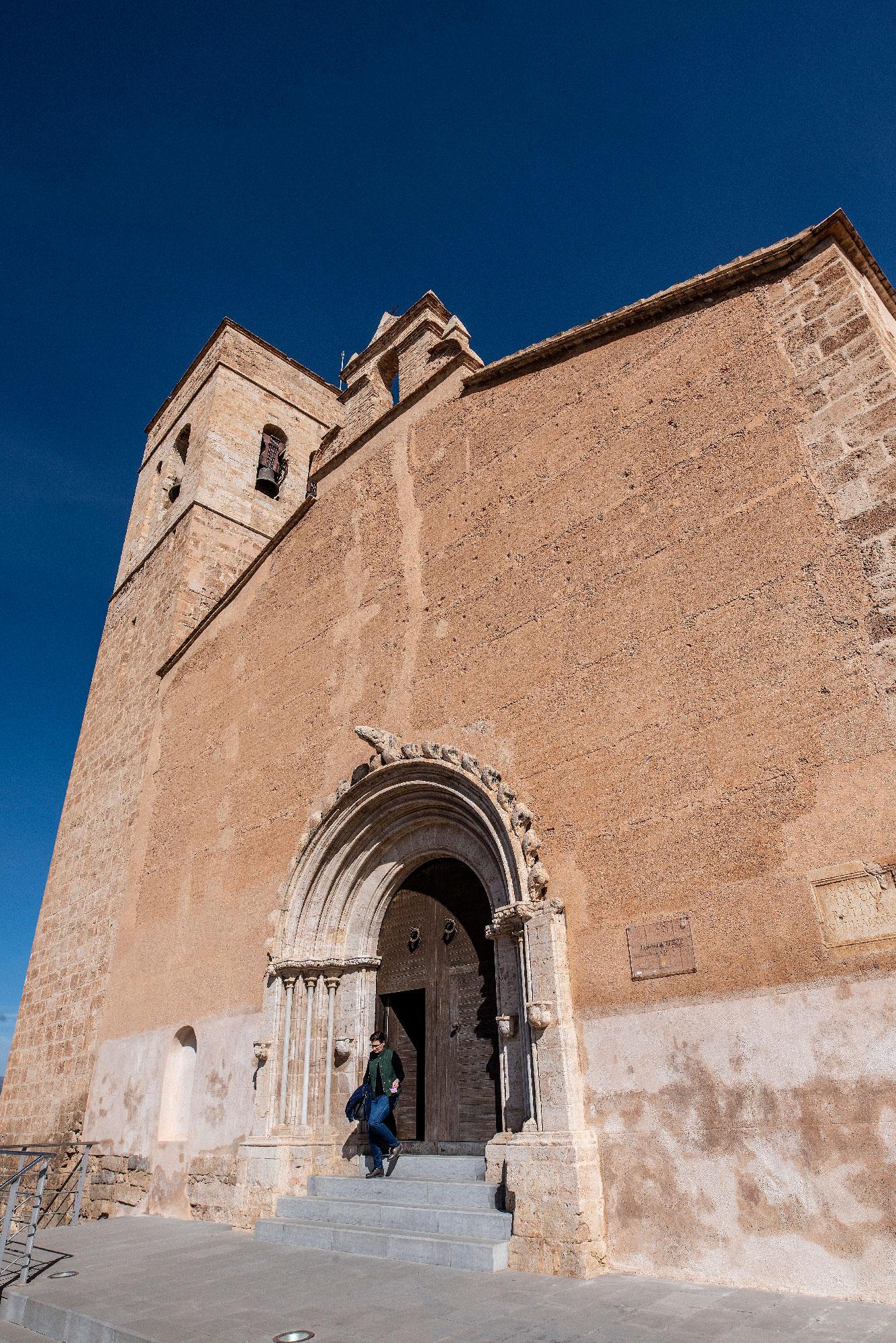 Iglesia de la sang turisme Lliria