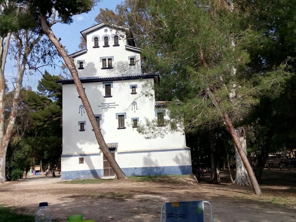 Xalet de Sant Vicent Turisme Llíria